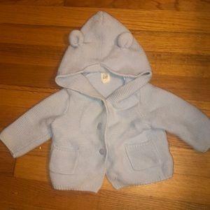 Baby gap bear sweater